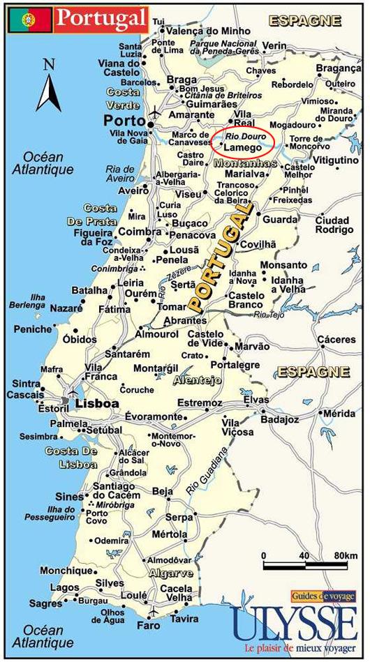 vilar formoso mapa TriploV vilar formoso mapa