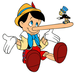 Aprende a decir Mentiras! :)