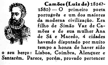 LUIZ VAZ DE CAMÕES