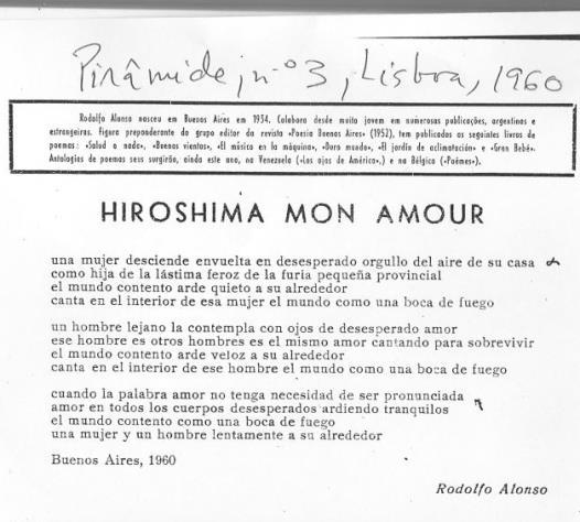 Triplov Rodolfo Alonso